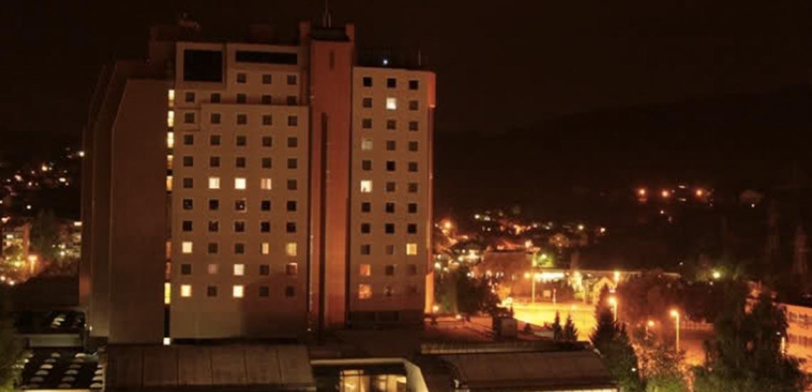 Hotel 'Tuzla'