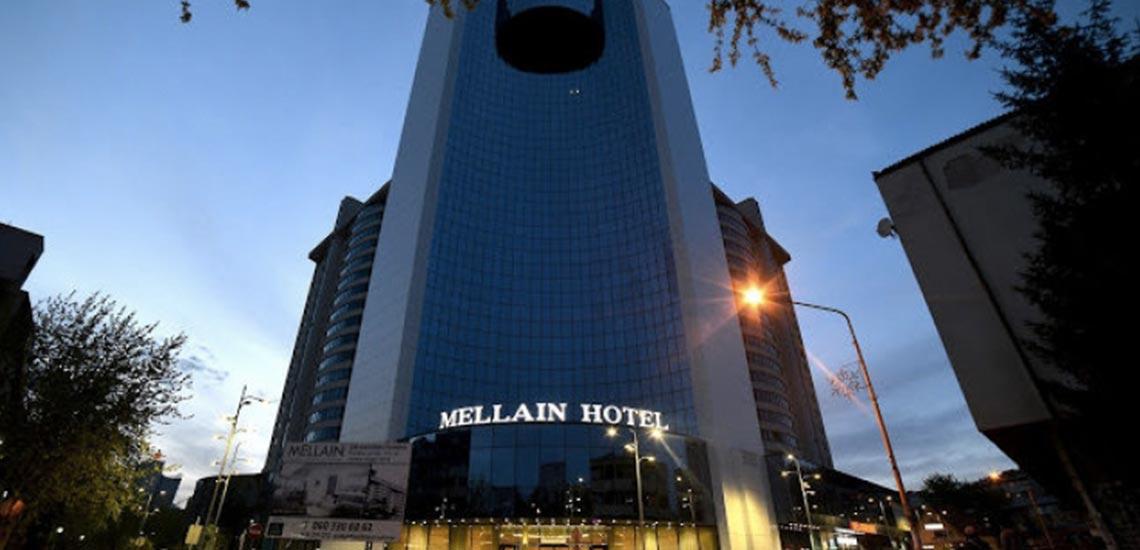 Hotel 'Mellain'