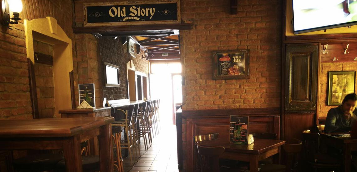 Old Story Pub