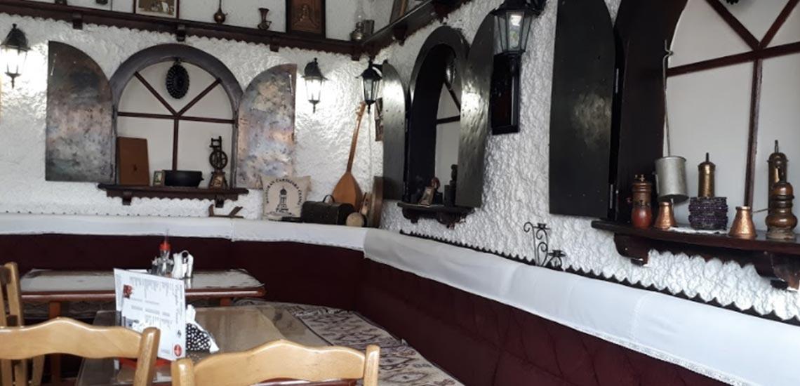 Restoran 'Čaršijska česma'