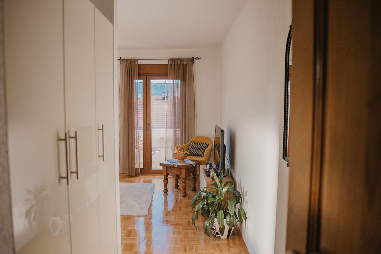 Studio apartman u domaćinstvu Almira