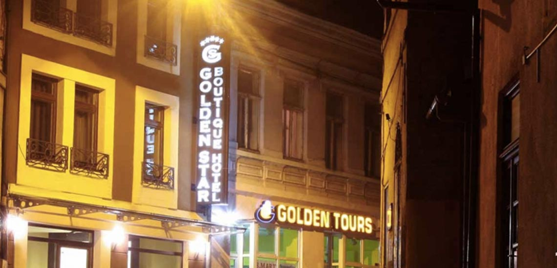 Hotel 'Golden star'